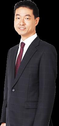 代表の福島 敦央